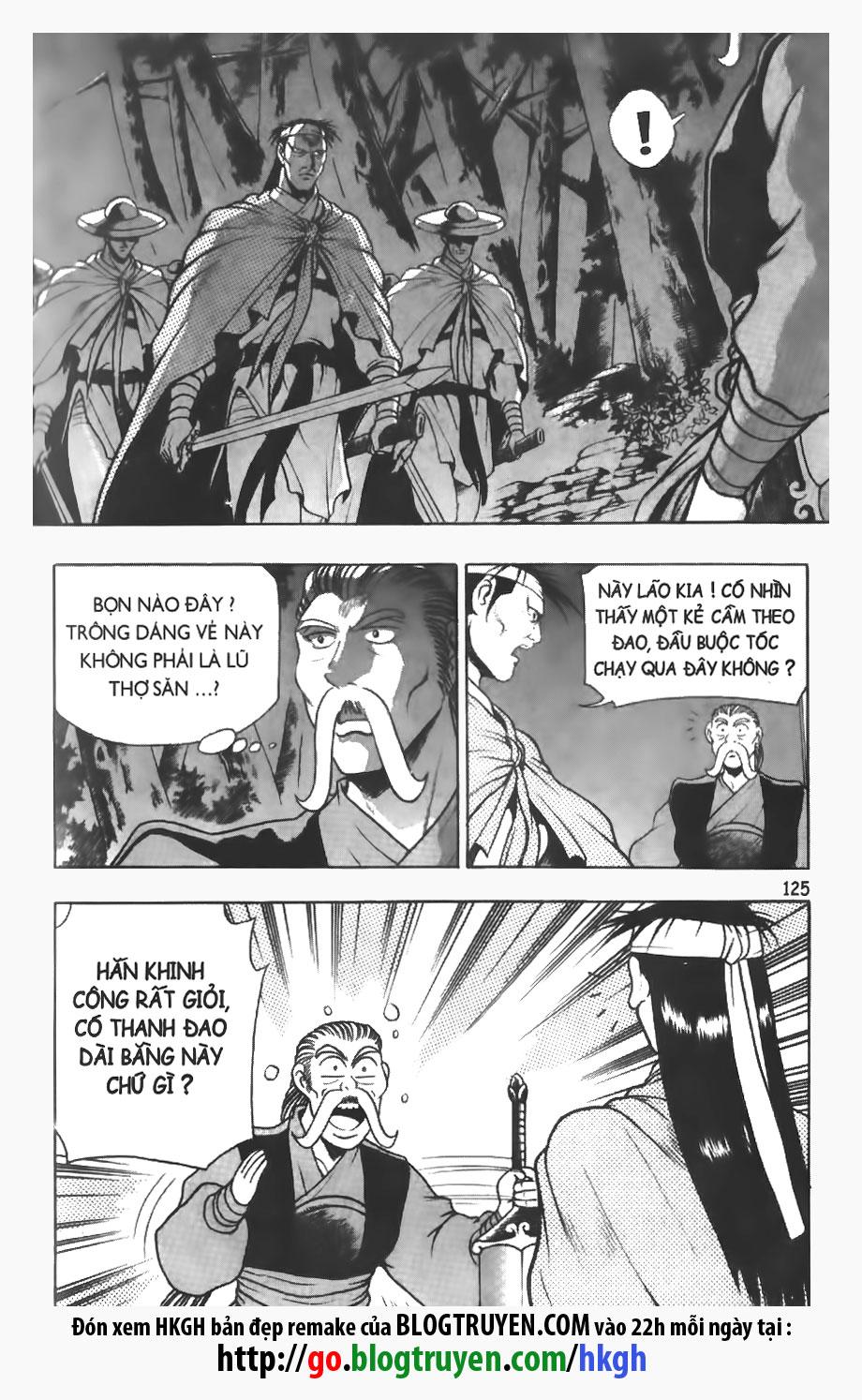 Hiệp Khách Giang Hồ Chap 101