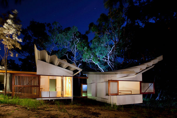 Small House in Queensland