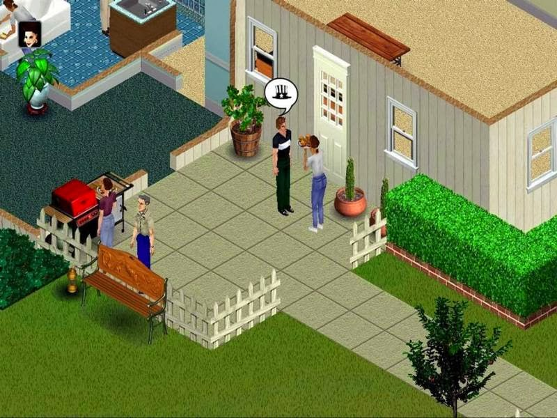 The sims classic (2000) pc review and full download | old pc gaming.