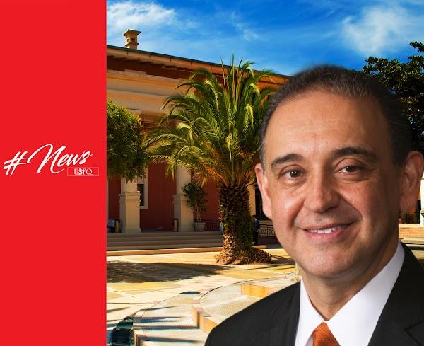 Chancellor`s Lectures, con Jorge Gonzáles