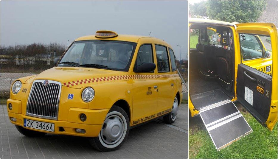 Chwalebne Samochody Dla Niepełnosprawnych QH97