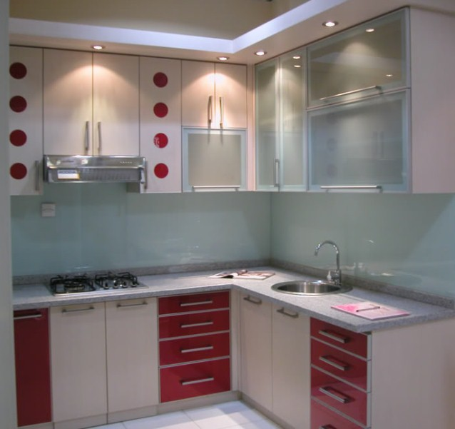 Kitchen Set Sederhana Buatan Sendiri: 11 Contoh Kitchen Set Sederhana Untuk Dapur Kecil