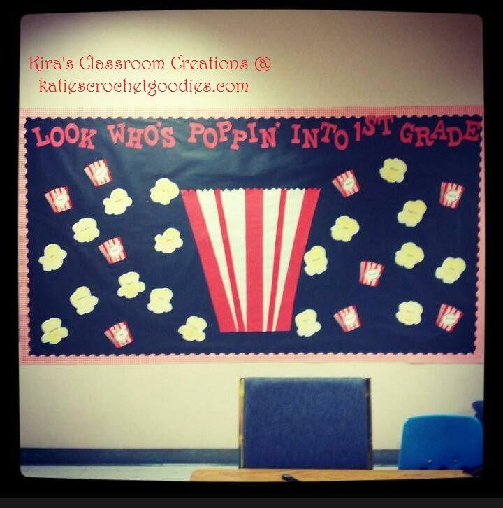 Classroom Decorations For Grade 4 ~ Classroom bulletin board poster inspiration katie s