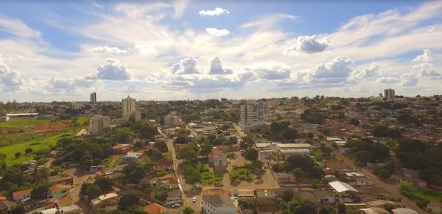 Cristalina Goiás é uma cidade fantástica
