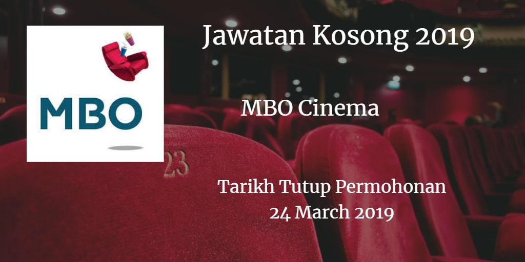 Jawatan Kosong MBO Kempas 24 March 2019