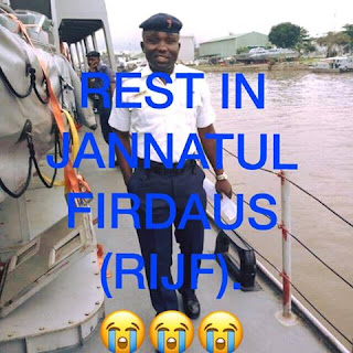 Naval Officer Killed By Gunmen During Robbery Attack Along Abuja-kaduna Road.