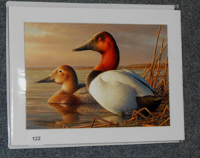 And the duck stamp art winner is...