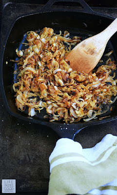 How To Caramelize Onions | by Life Tastes Good