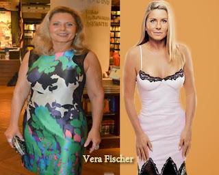 Vera Fischer desfilará en Beija
