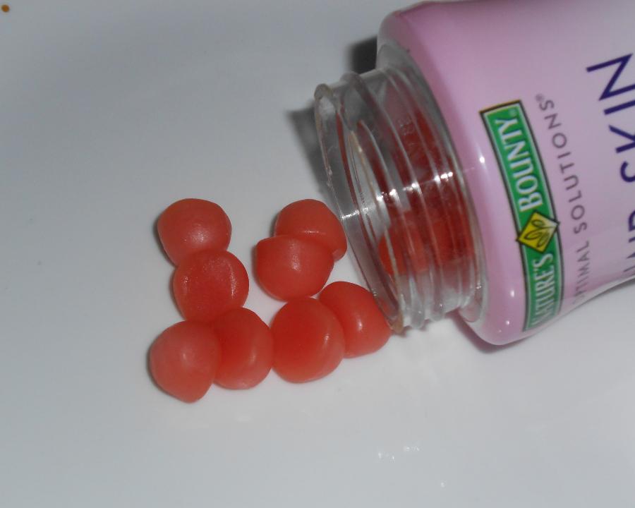 Nature S Way Beauty Collagen  Gummies Review