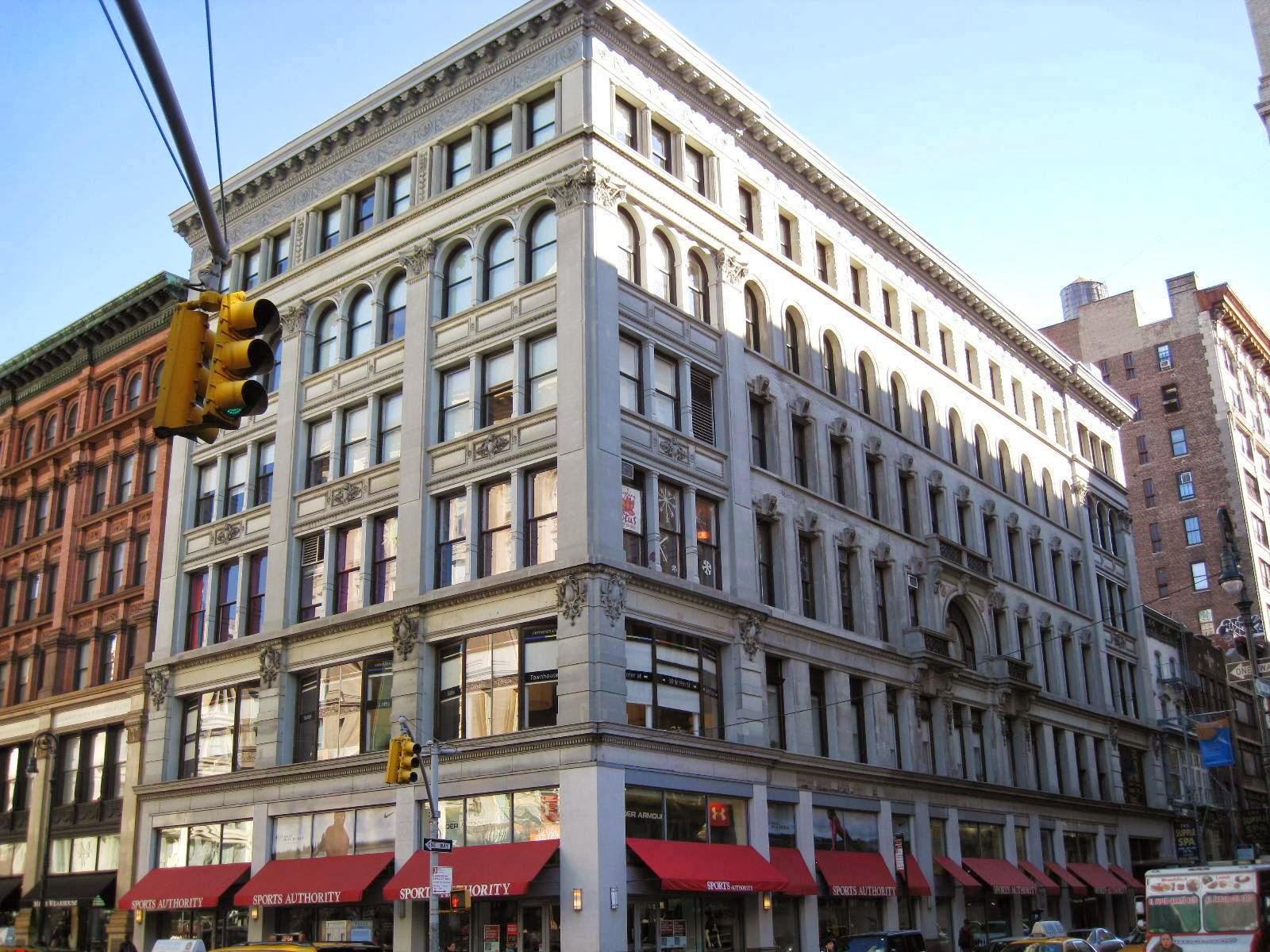 Daytonian In Manhattan: The 1896 Alexander Building -- No