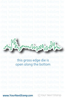 Grass Edge Die