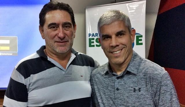 """Campo Mourão: Ricardinho apresenta o programa """"Maestro da Bola"""""""