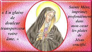 http://montfortajpm.blogspot.fr/2016/03/notre-dame-des-7-douleurs-vendredi-de.html       La Dévotion aux Douleurs de Marie : http://montfortajpm.blogspot.fr/2016/03/notre-dame-des-7-douleurs-vendredi-de.html