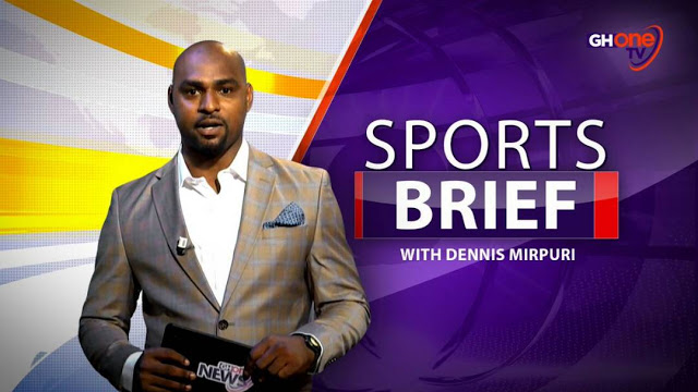 Meet Dennis Mirpuri : Ghana's Finest Sports Journalist Who Started His Career At Age 13