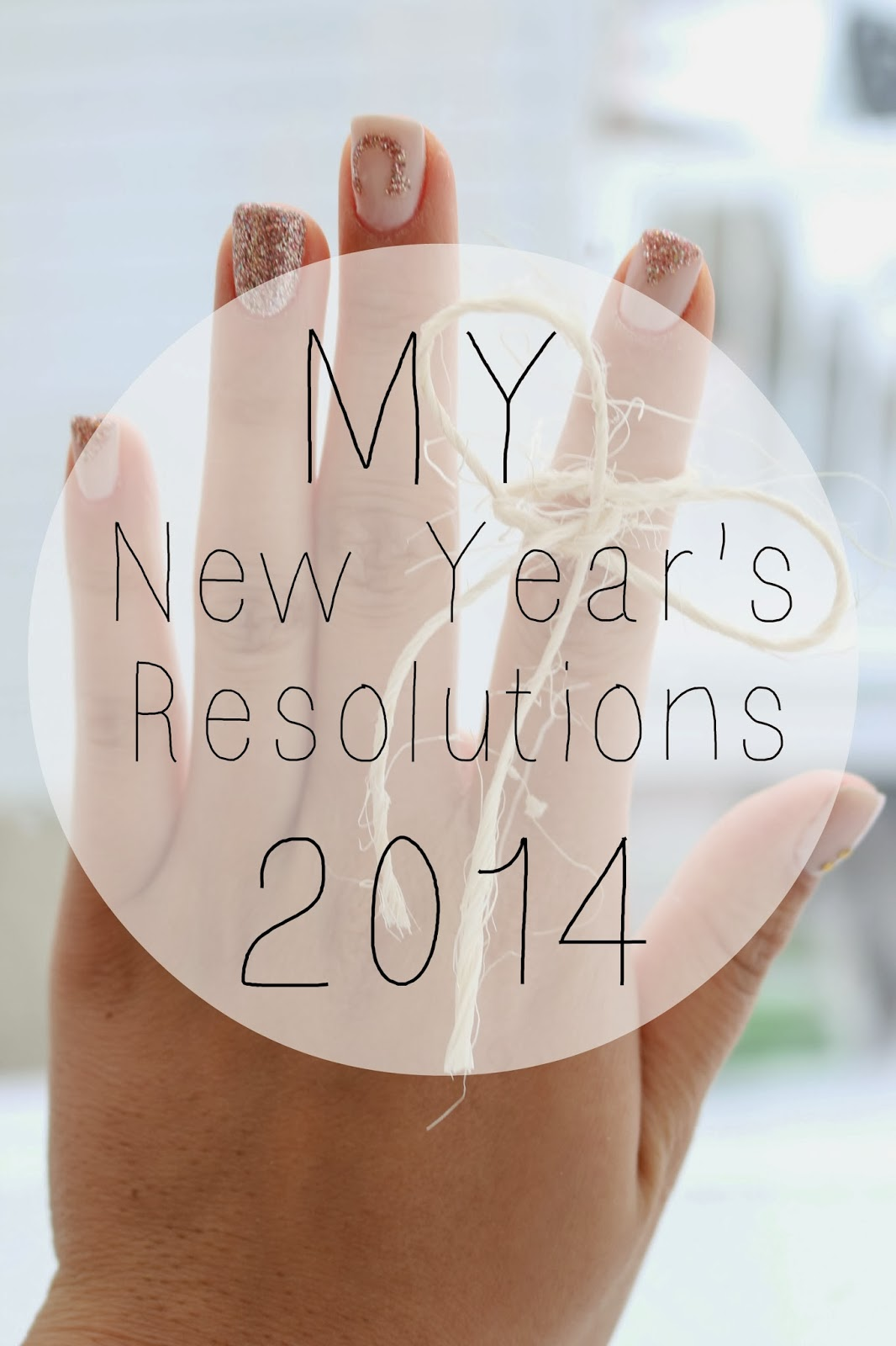 Jennsphilosophy My New Year S Resolutions