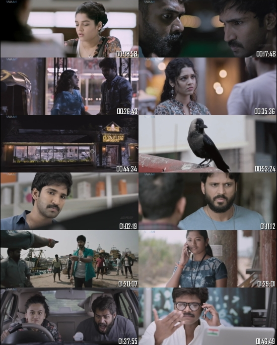 Neevevaro 2019 Hindi Dubbed 720p 480p Full Movie Download