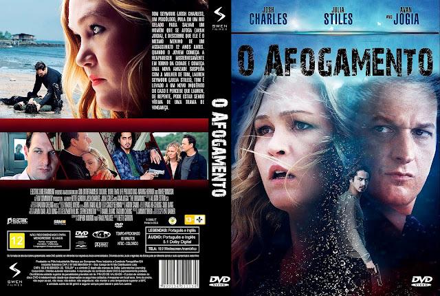 Capa DVD O Afogamento [Exclusiva]