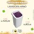 Semana da lavadora no Armazém Paraíba