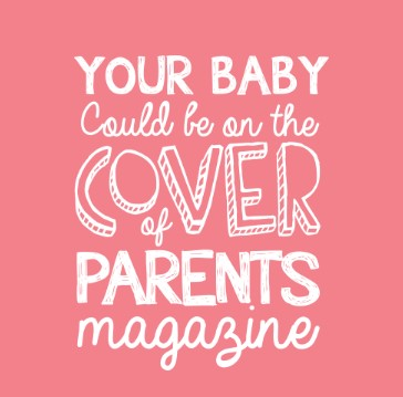Parents Magazine and Dreft want Moms and Dads a chance to show off their messy babies. Share and you could win a years worth of laundry detergent AND have your baby on their cover!