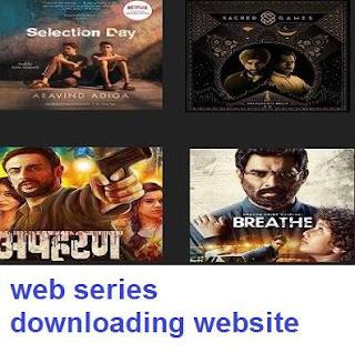 indian web series download free