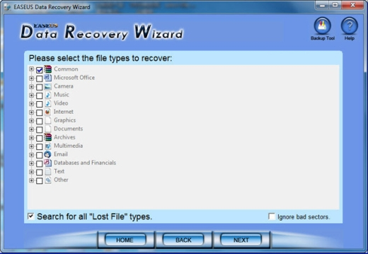 easeus data recovery wizard rar
