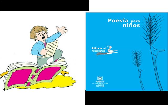 poesia,niños,primaria,secundaria,material