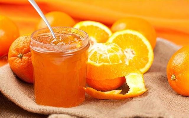 خطوات : طريقة عمل مربى البرتقال