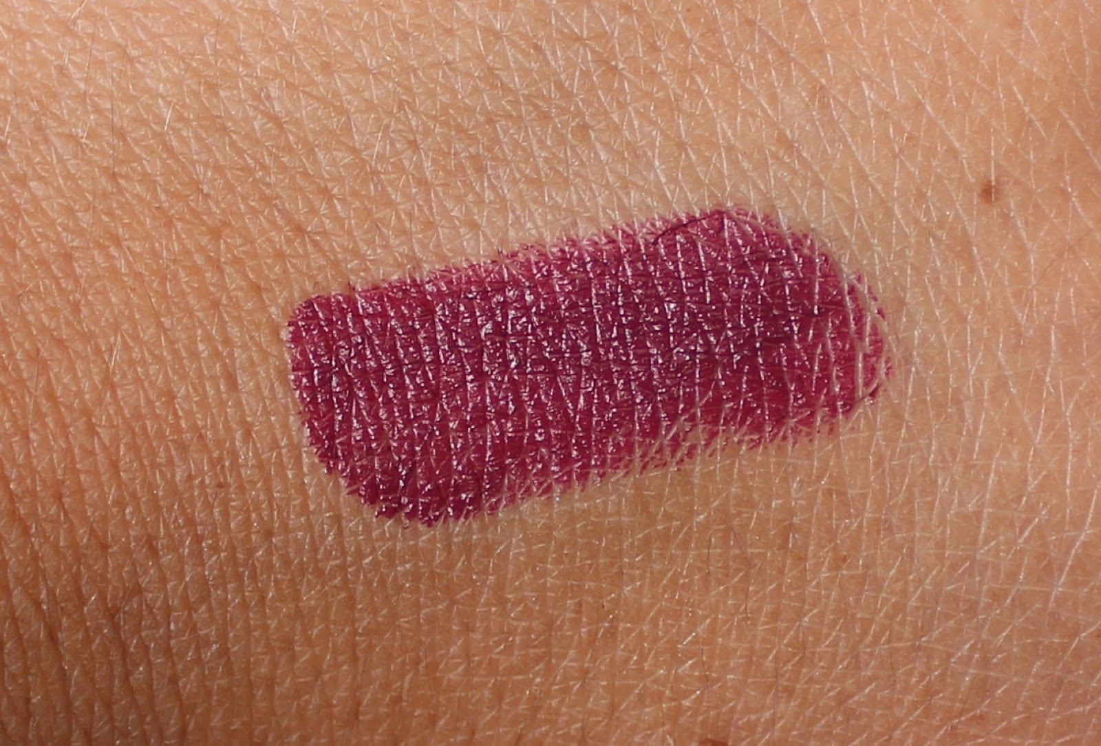 Urban Decay Vice Lipstick Moshpit swatch