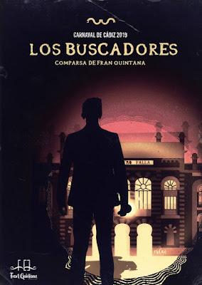 Los Buscadores (Comparsa). COAC 2019