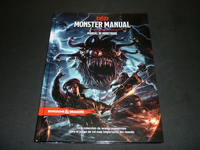Reseña: D&D 5 Manual de Monstruos (EDGE)