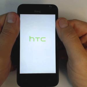 Điện thoại htc bị treo logo