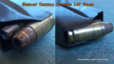 sccy cpx-2 pocket test hornady critical defense 147 grain torture test review