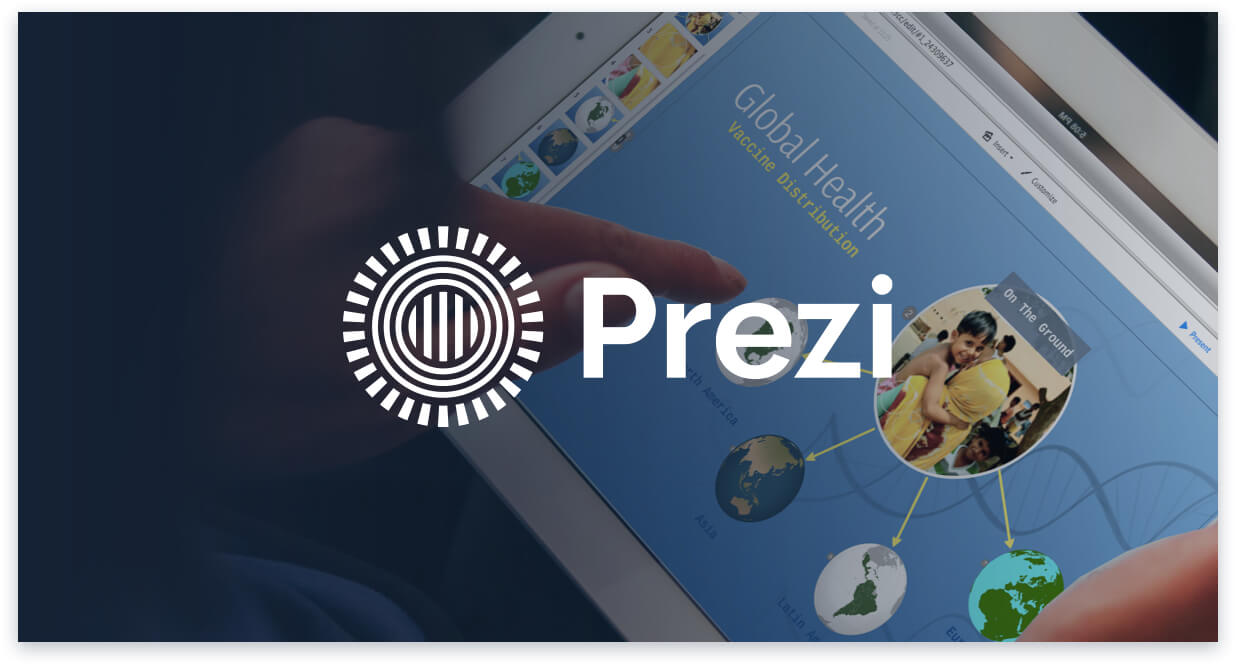Content Marketing Platforms - Prezi