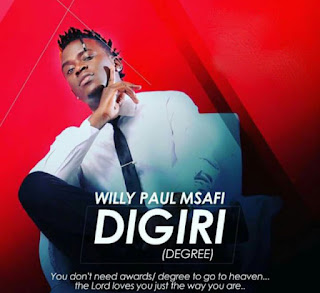 Willy Paul Msafi -Digrii (Degree) Audio