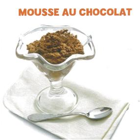 FICHIER 1.4 LA MOUSSE AU CHOCOLAT