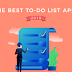 Best Top 10 To Do List Apps For Your Task Management in 2019