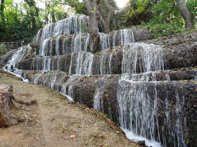 Fresnos Bajos en El Monasterio de Piedra