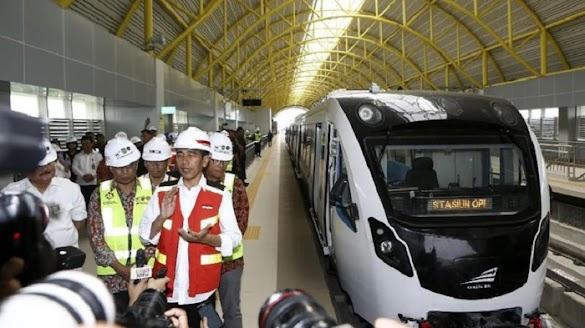 Berbiaya Fantastis Per Kilometer Rp500 Miliar, KPK Harus Periksa Proyek LRT