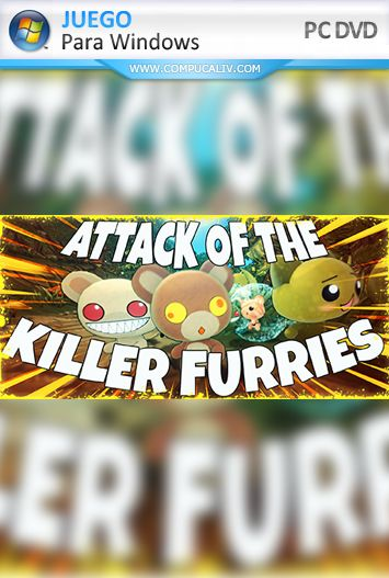 ATTACK OF THE KILLER FURRIES PC Full
