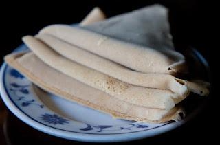 Injera Bread.