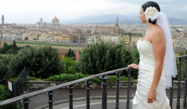 planning your wedding in florence