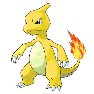 The gallery for --> Shiny Charmander Pokemon X