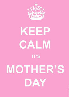 Keep Calm its Mother's Day 2019