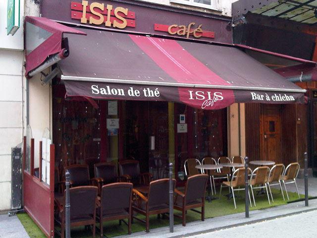 Isis Cafè - Parigi (Francia)
