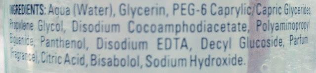 Byphasse micelarna voda