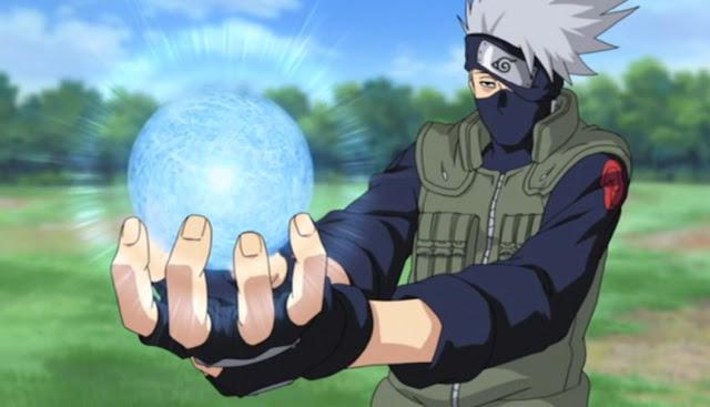 Mengapa Kakashi tidak pernah menggunakan Rasengan?