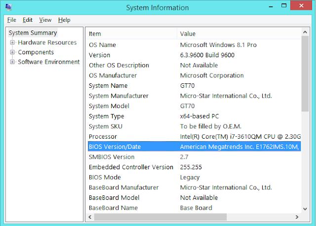 تعرف على الـ BIOS و كيفية تحديثها