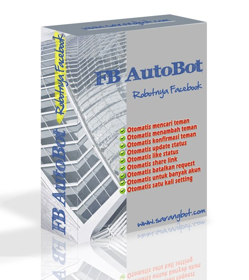 Fb AutoBot - Robotnya Facebook