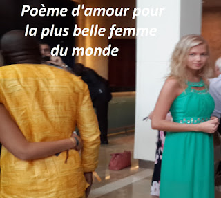 Le poème pour une femme, une chanson de louange ! Du dimanche au samedi le poème d'amour..cette inspiration… Un souffle de je t'aime ma femme…